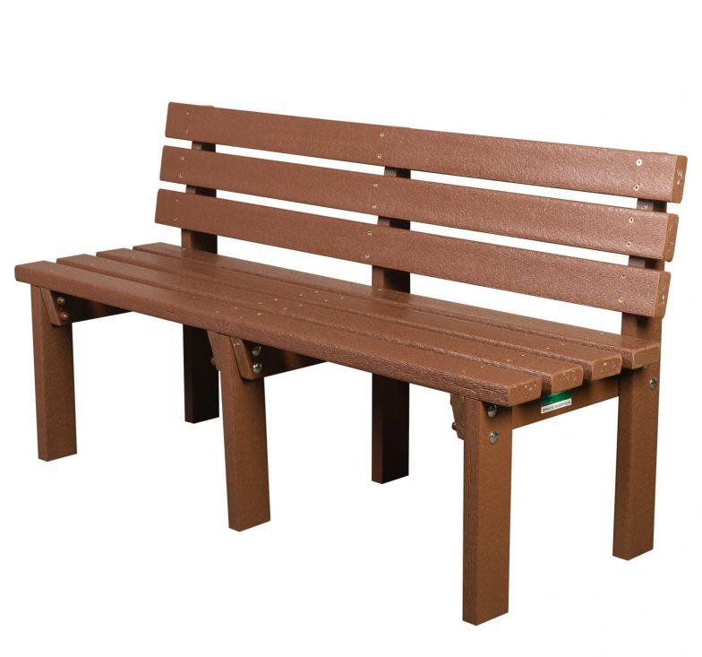Brown adult reston seats