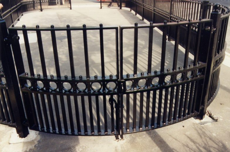Bespoke gates and railings