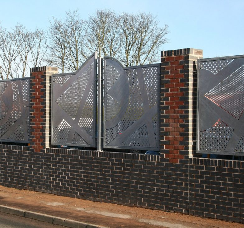 Bespoke fence panels
