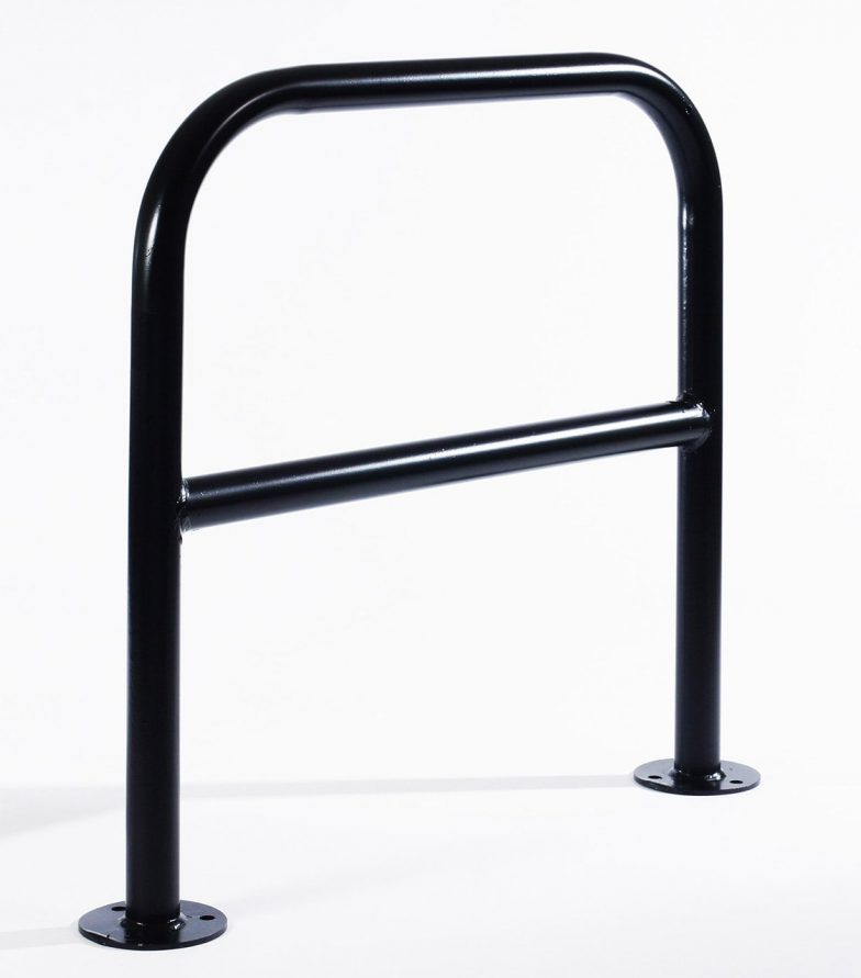 Galvanised coated bilton cycle stands