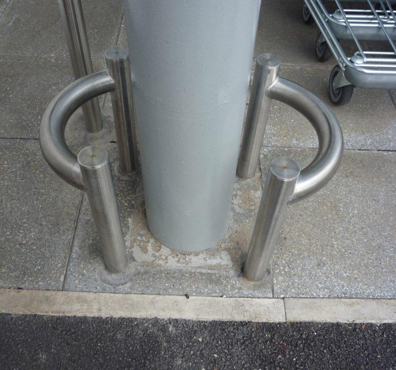 column protector