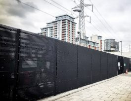 exmesh security fencing