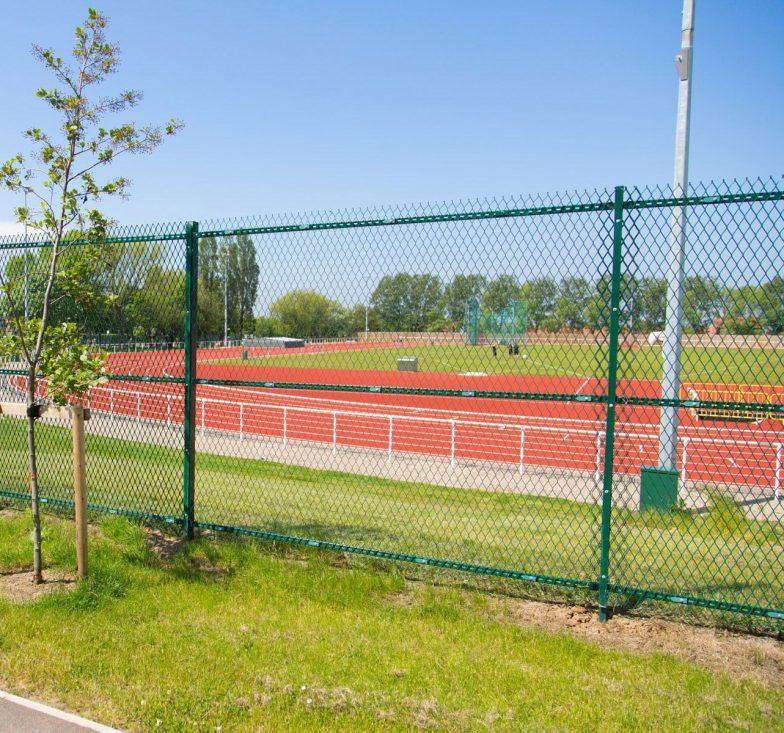 Exmesh perimeter fencing