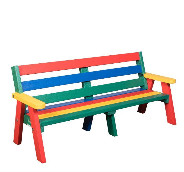 Rainbow junior sloper seats