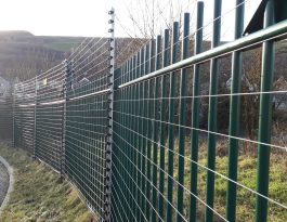 pulse fence