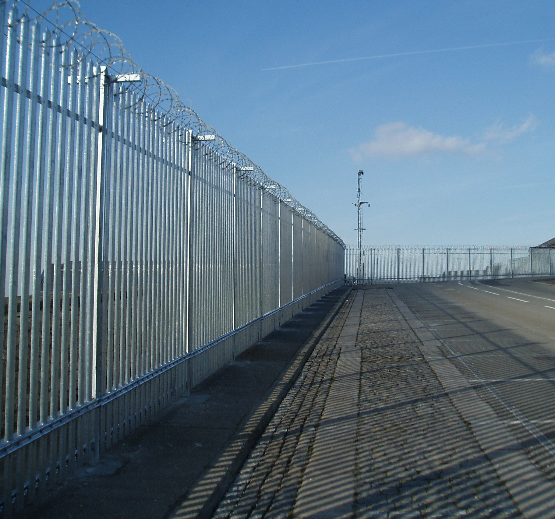 Palisade Fencing High Securlty Fencing Procter Contracts