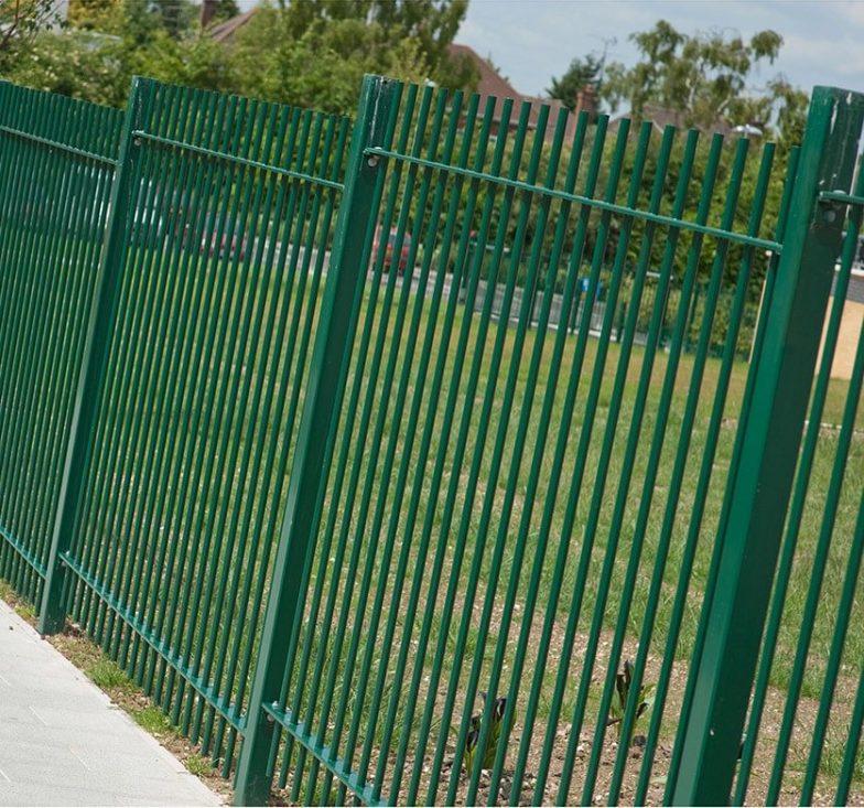 Pro-file adjustable railings