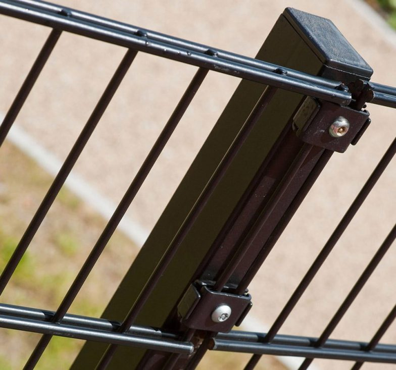Mesh Panel Fencing Procter Contracts