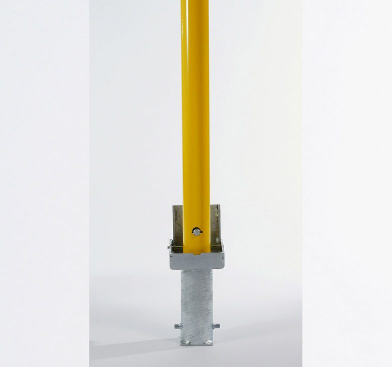 RPP removable parking posts