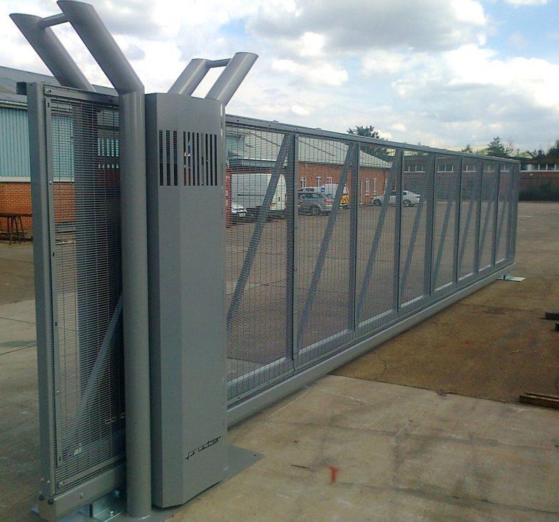 Pro-glide20 cantilevered gates
