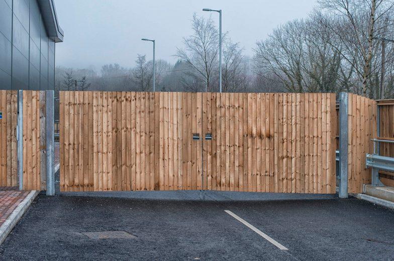Custom made gates