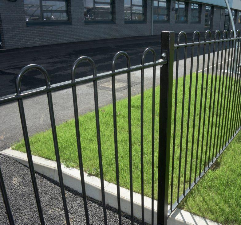RoSPA railings