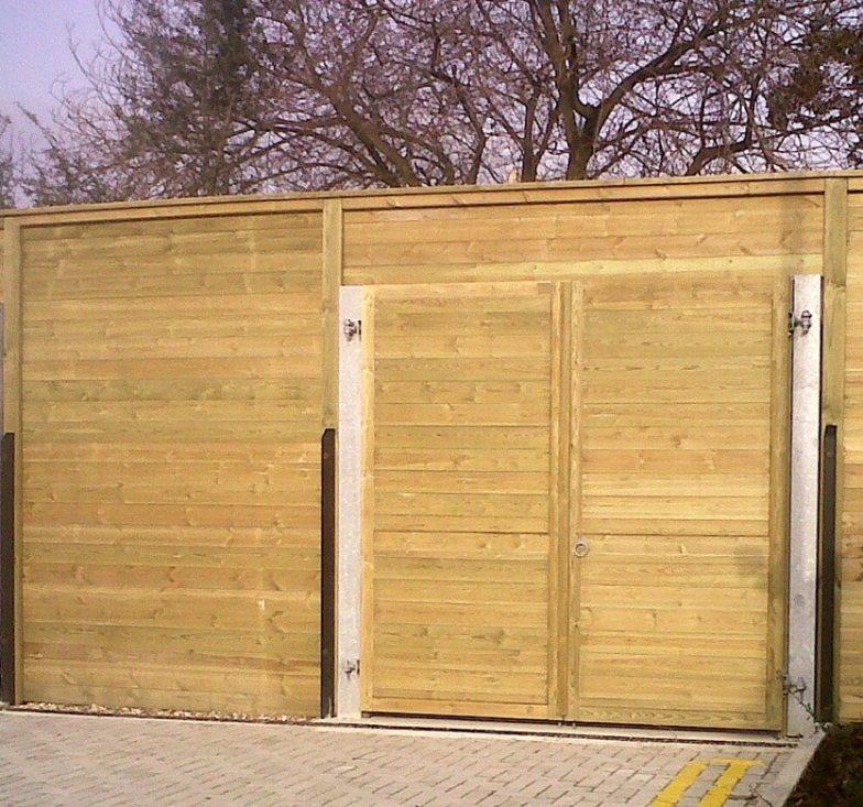 Acoustic gates