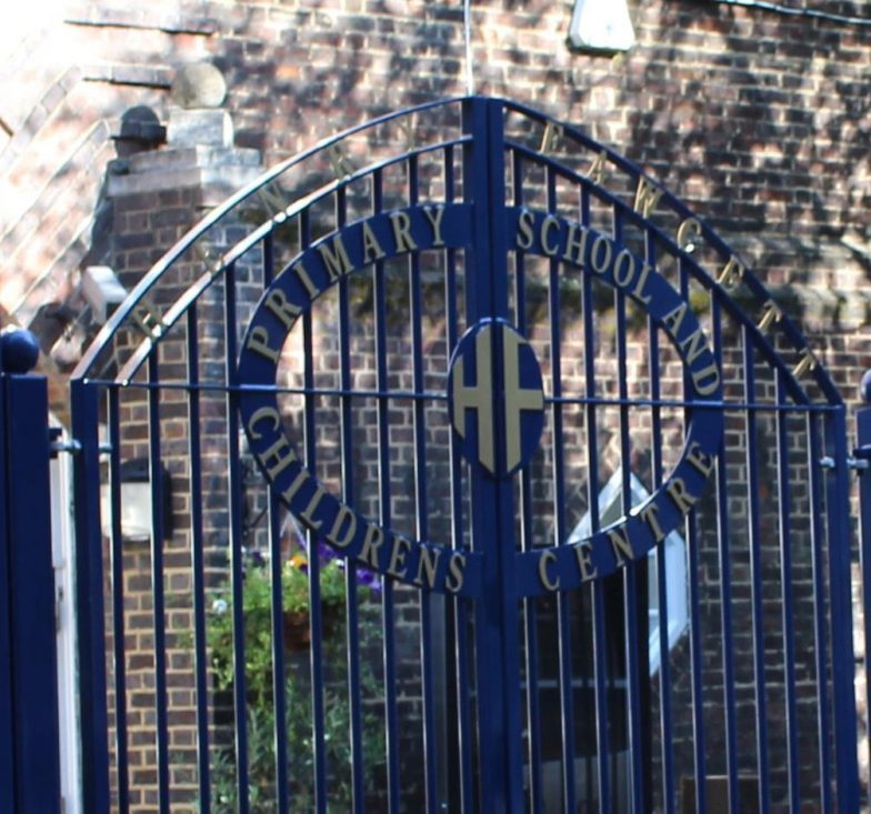 branded gates