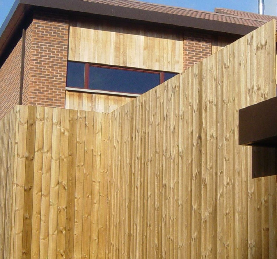 Close Board Fences Procter Contracts