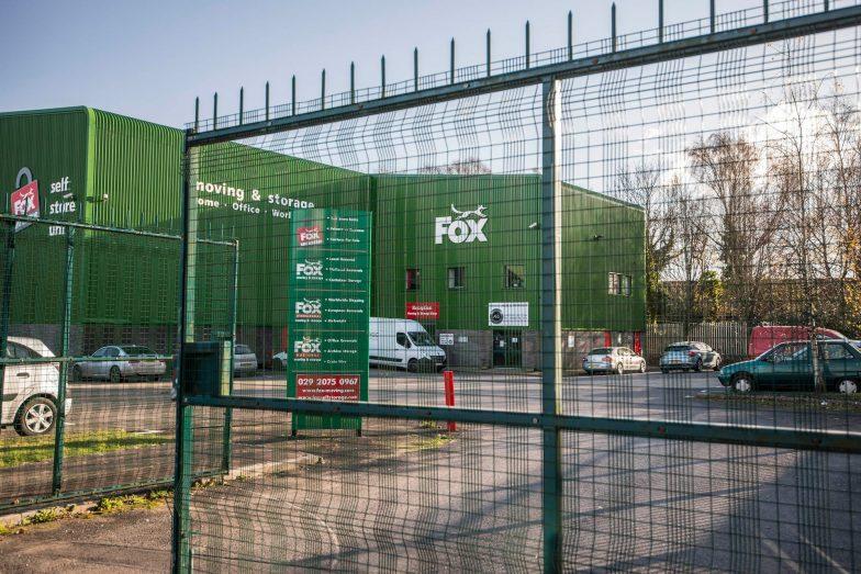 Pro-vario weld mesh gates
