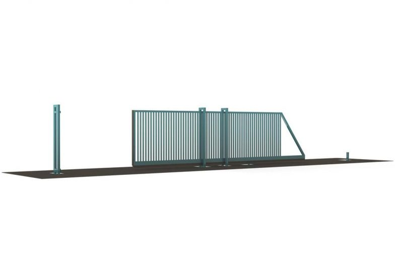 Pro-glide 5 sliding gates