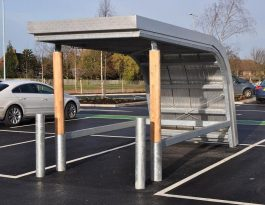 Trolley shelter