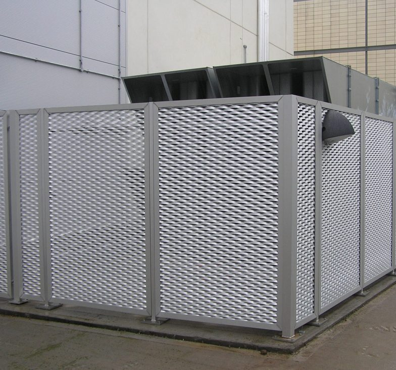 Expamet plant screen