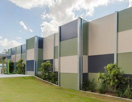 Acoustic modular wall