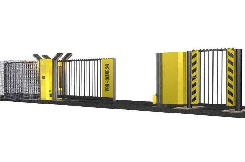 Pro-glide20 safe gates