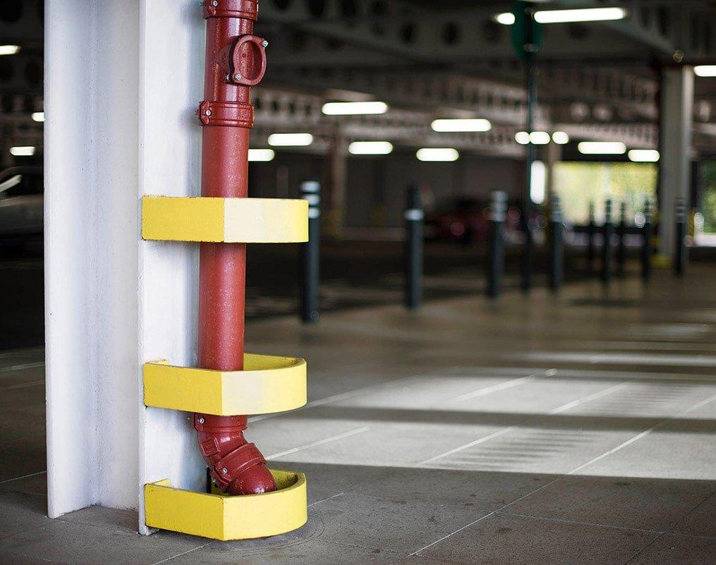 Column Protectors Procter Contracts