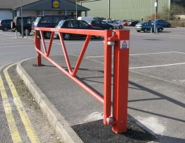 swing barriers