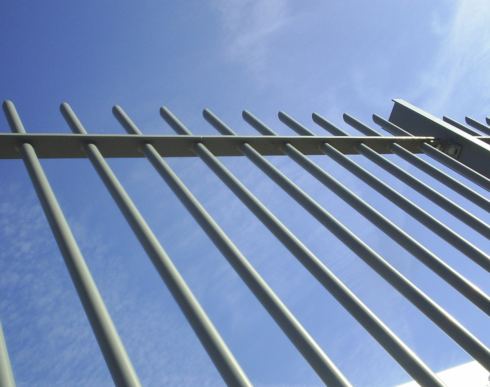 Tubular Steel Railings   Procter Contracts
