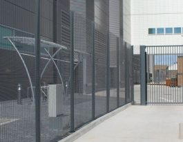 perimeter fencing for data centre