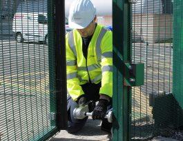 electric gate maintenance