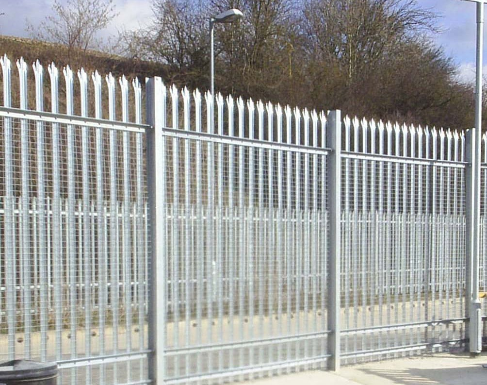 Palisade Fencing Procter Contracts
