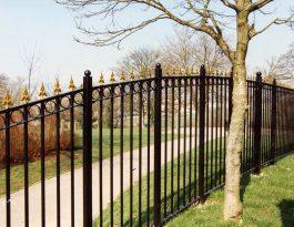 Rondo railings