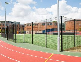 sports ground fencing