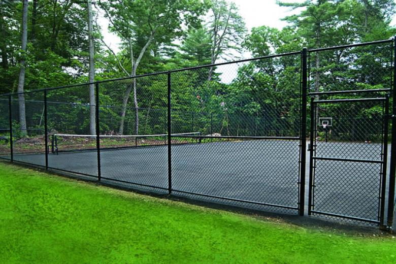 Tennis court fencing suppliers